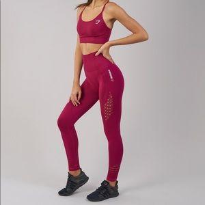 Gym shark high waisted seamless leggings